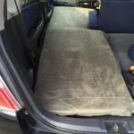 車中泊専用マットを実際に使ってみたら、想像以上に快適になった