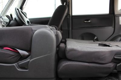 タントで車中泊する際の課題