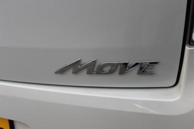 ムーヴ車中泊