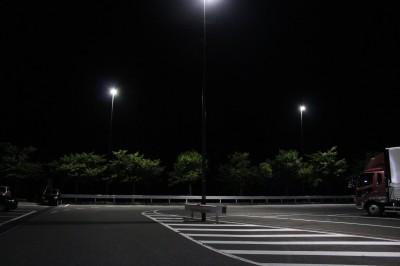 車中泊の照明対策