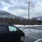 【冬の車中泊】実際に氷点下で寝てみたらどうなるか試してみました。